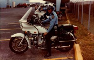 police kawasaki