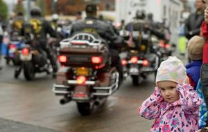 little girl loud bikes