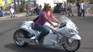 biker busa chick