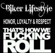 biker's lifestyle