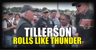 tillerson and rolling thunder