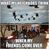 what my neighbors think...