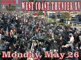 west coast thunder bikes
