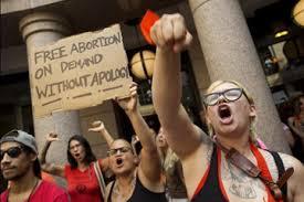 abortion on demand