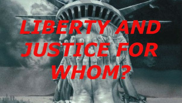 LIBERTY AND JUSTICE FOR WHOM