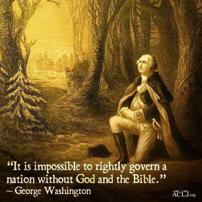 george washington and the bible