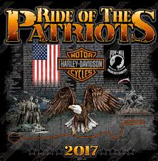 ride of the patriots 2017