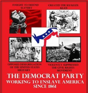 democrats enslaved america