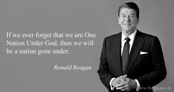 Ronald-Reagan if america ever forgets