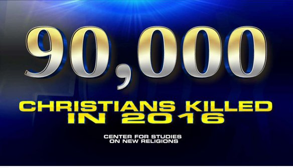 christians murdered