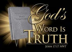 Jesus - gods word is truth