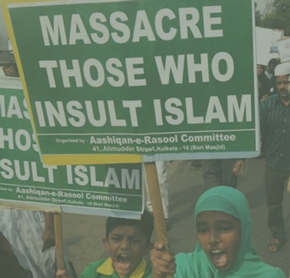 islam - massacre those who insult islam