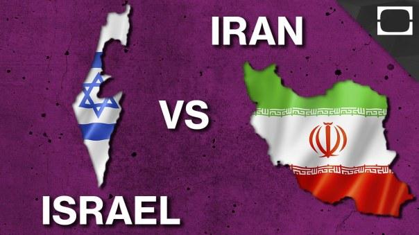 jesus - iran v israel
