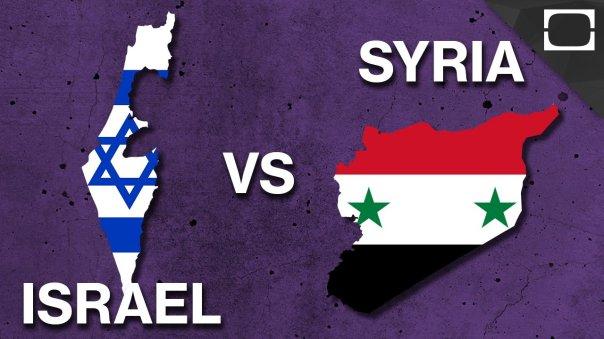 jesus - syria v israel