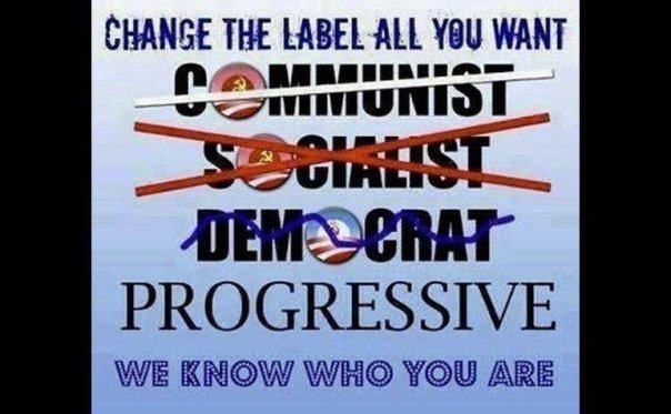 democrat - change the label all you want we know you are