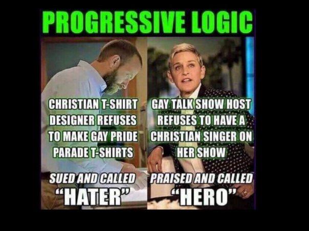 gay hypocrite