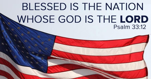 jesus - blessed is the nation whose God is the Lord