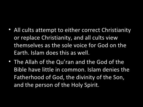 Jesus - cults defined